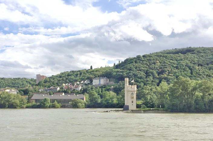 Bingen am Rhein Sehenswürdigkeiten Mäuseturm