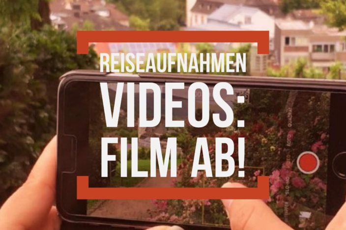 Reiseaufnahmen Videos Bingen