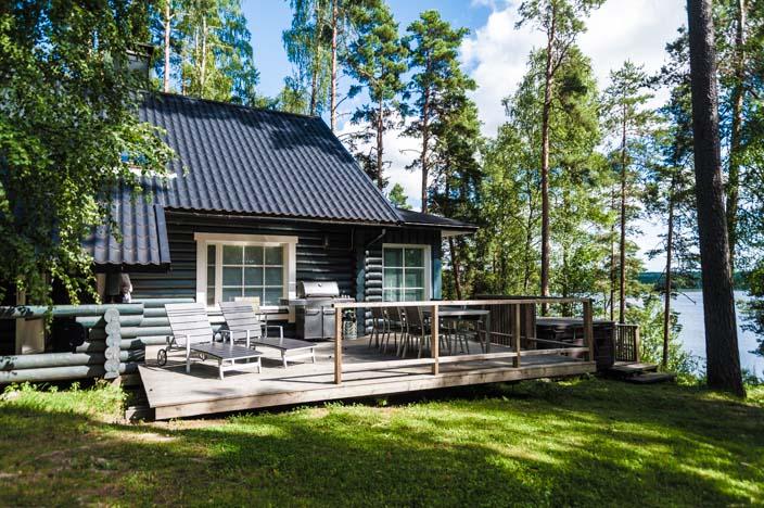 entspannen in finnland oder sauna und masssage. Black Bedroom Furniture Sets. Home Design Ideas