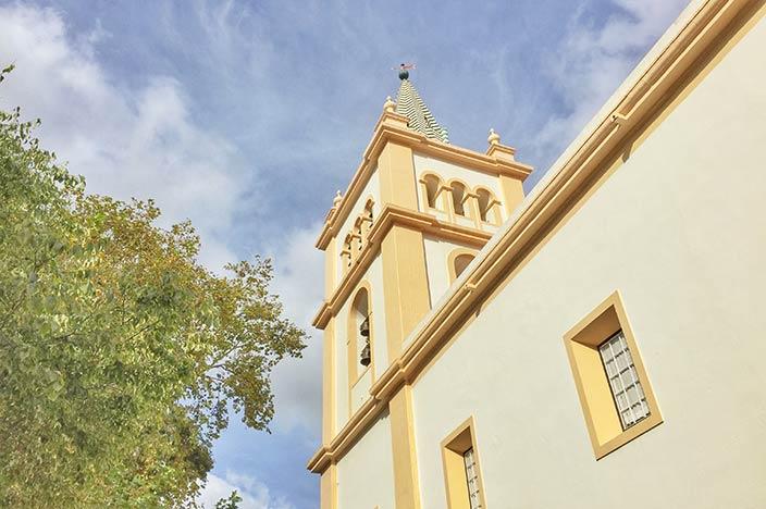 Angra do Heroismo Kathedrale Sé de São Salvador