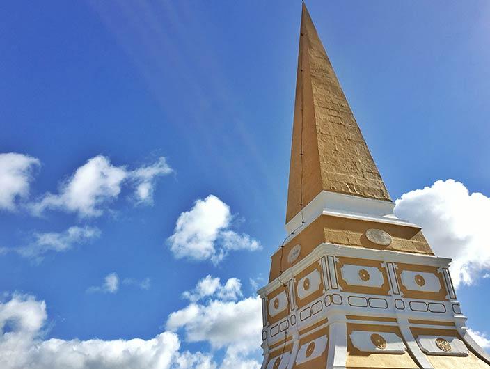 Angra do Heroismo Obelisk Alto da Memória