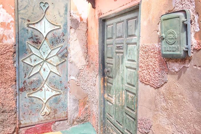 Marreksch Reise