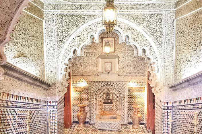 Marrakesch Reise: Das Geheimnis hinter den verschlossenen Türen