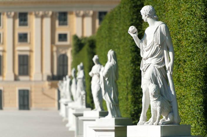 Wien Insider Tipps Schloss und Park Schönbrunn