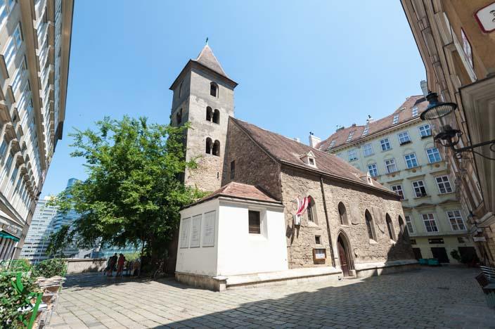 Wien Insider Tipps ruprechtskirche