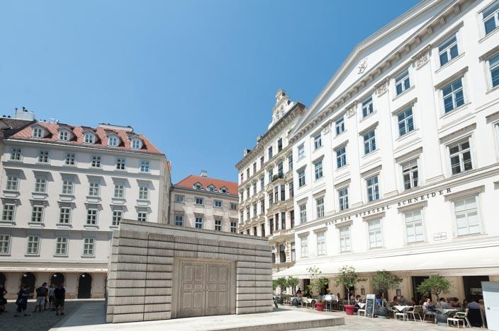 Wien Insider Tipps Judenplatz