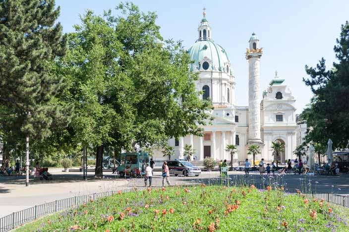 Wien Insider Tipps Karlskirche