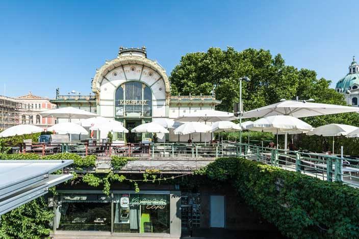 Wien Insider Tipps Karlsplatz