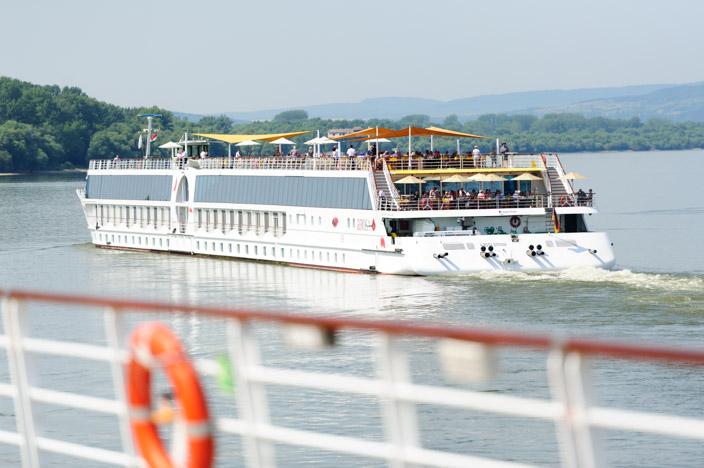 Flusskreuzfahrt Arosa die Donna