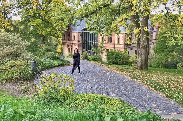 Schloss Drachenburg Einlassgebäude