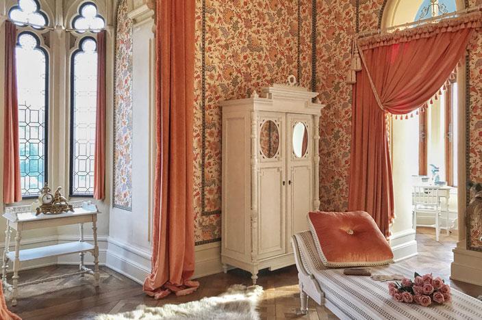 Schloss Drachenburg Ehrenfremden-Appartement