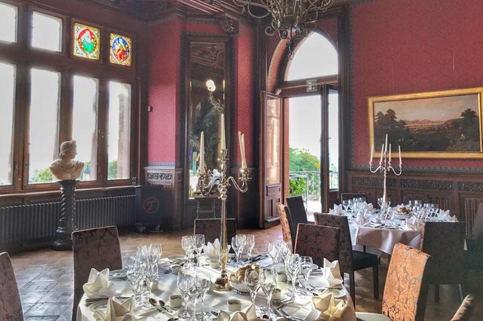 Schloss Drachenburg Speisesaal
