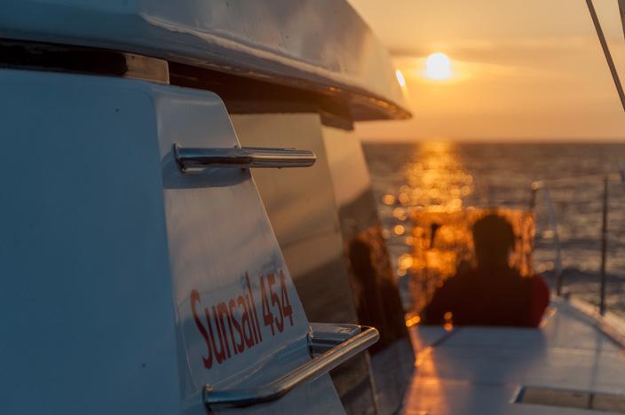 Sonnenaufgang Griechenland Voutoumi