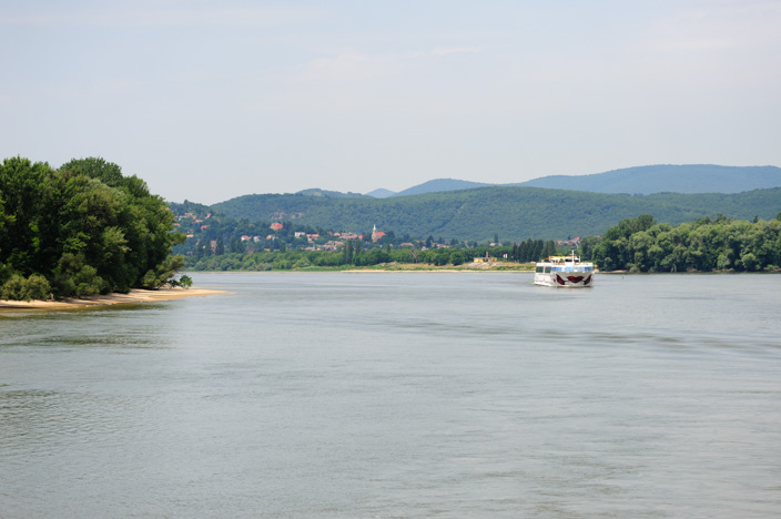 Flusskreuzfahrt Donau zwischen Esztergom und Budapest
