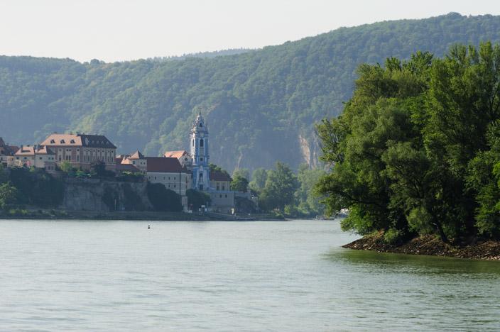 Auf der A-ROSA Riva bei der Flusskreuzfahrt Donau durch die Wachau