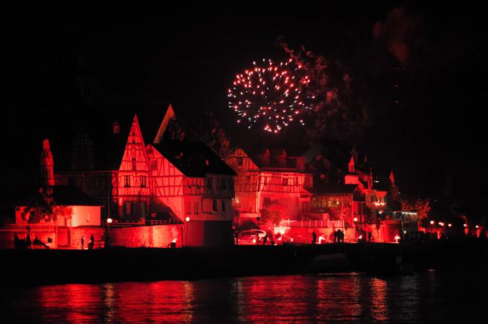 Rhein in Flammen Koblenz
