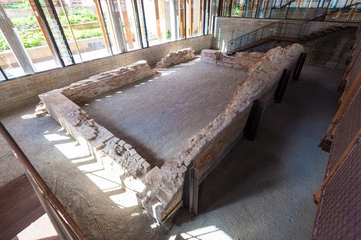 Ribe Sehenswürdigkeiten: Der Kannikegården, der älteste Ziegelsteinbau