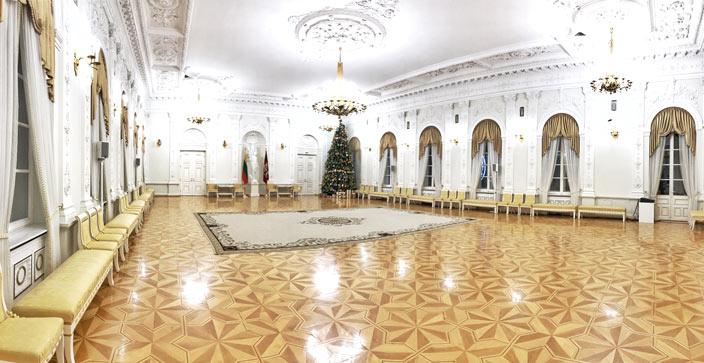 Vilnius Sehenswürdigkeiten: Präsidentenpalast Vilnius