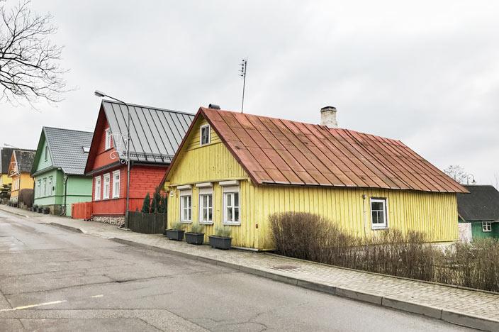 Vilnius Sehenswürdigkeiten: Trakai