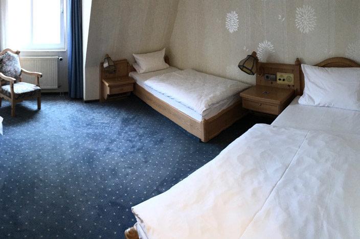 """Wolfenbüttel Tipps Parkhotel """"Altes Kaffeehaus"""" Zimmer"""