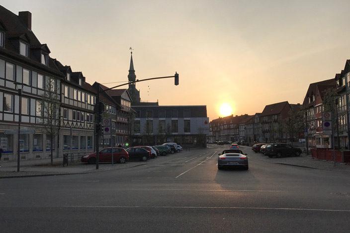 Wolfenbüttel Tipps Sonnenuntergang
