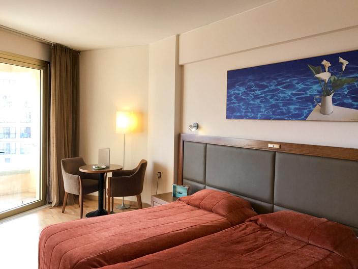 Nicosia Tipps: Zimmer Golden Bay Hotel