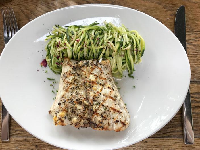 Nicosia Tipps: Bastione Restaurant Fisch des Tages