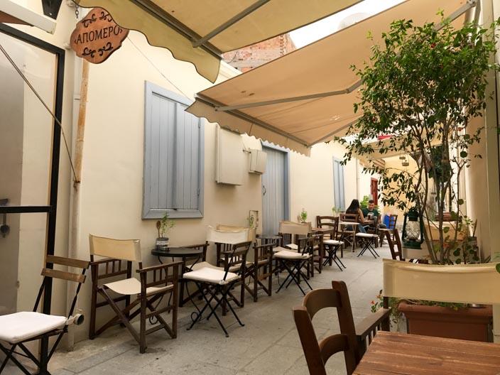 Nicosia Tipps: Apomero Café
