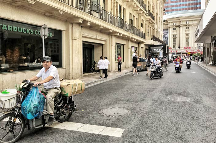 Shanghai frauen treffen