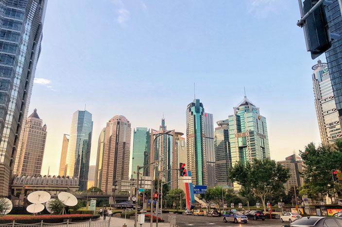 Shanghai Sehenswürdigkeiten Tipps Pudong