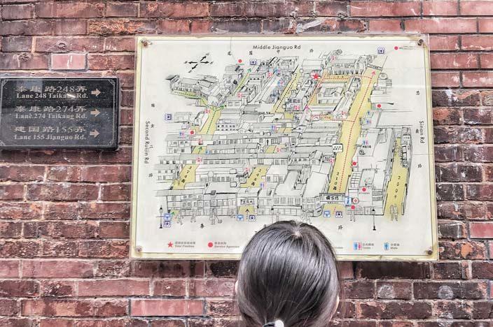 Shanghai Sehenswürdigkeiten Tipps Tianzifang