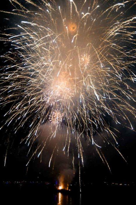 """Feuerwerk """"Rhein in Flammen St. Goar / St. Goarshausen"""""""