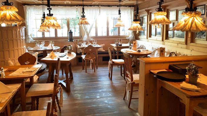 5* Ermitage Wellness & Spa-Hotel Restaurant Stube Chuchichäschtli