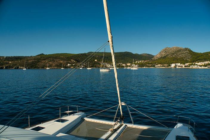 Segeln Griechenland Saronischer Golf