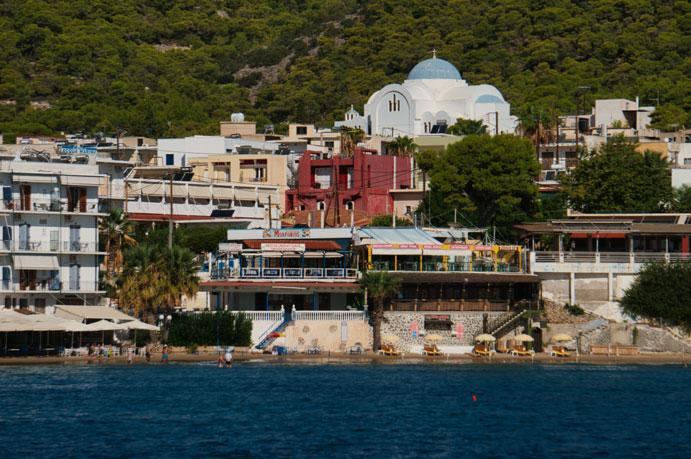 Insel Ägina