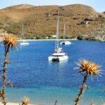 Griechenland zum Träumen: Segeln im Saronischen Golf und zu den Kykladen