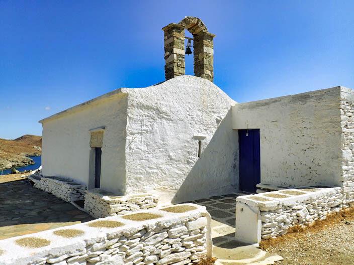 Kolona Bucht vor Kythnos